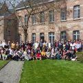 Foto de familia de los asistentes al Foro de Cambio Sistémico- Foto Valentina Pavarotti/CIDSE