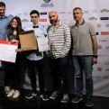 Final Escuelas festival de Clipmetrajes. Ganador de Secundaria: Foto:Marta Carreño