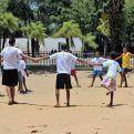 Día Universal del Niño.Brasil