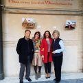 El equipo promotor de Murcia. Foto Manos Unidas Murcia