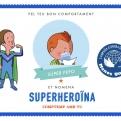 Diploma de superheroína