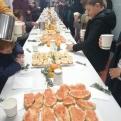 Cena del hambre de Manos Unidas. Onda 2020