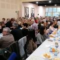 Cena del Hambre en  Manos Unidas Valencia celebrada en la localidad de Sollana.