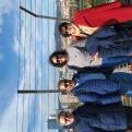 Primer día, paseando por Barcelona