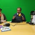 Visita a Ràdio Estel en el obispado de Terrassa