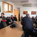 Acto en la sede de la delegación diocesana de Terrassa