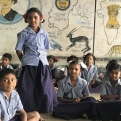 Empoderamiento comunitario y mejora socio económica de población tribal en Telangana. India.