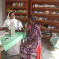 Dispensario rural St. Anne en Manas Bansbari