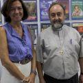 Juan José Aguirre y Clara Pardo