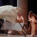 Jesús echa fuera a los mercaderes del templo