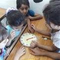 Educación para niños y jóvenes refugiados sirios. Manos Unidas Valencia