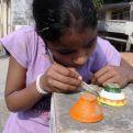 Divya, Día Universal del Niño, India.
