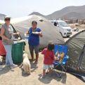 Ayuda de emergencia enviada en Perú