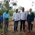 Seguridad alimentaria y resiliencia a sequías. Semillas y agua. Manos Unidas Valencia.