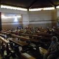 Misa por los afectados COVID19 en Manos Unidas Madrid