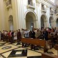 Misa de comienzo de curso 2019/20 en Manos Unidas Madrid