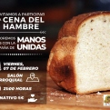 Parroquia Nuestra Señora de Monteolivete. Cena del hambre. Manos Unidas Valencia.