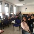 Taller de Informática en el Centro Baraka de Nador, para jóvenes en situación de vulnerabilidad.