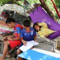 Tráfico de menores en Camboya