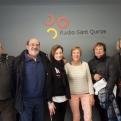 """""""Som Solidaris"""", en la Radio de Sant Quirze"""