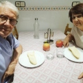Requena. Cena del Hambre Virtual de Manos Unidas Valencia.