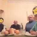 Cena del Hambre en la comarcal de Sollana. Manos Unidas Valencia