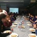 Cena solidaria en la parroquia Sant Joan de Reus