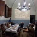Cena del Hambre en la parroquia de Santa María del Puig. Manos Unidas Valencia.
