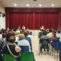 """Teatro """"El planeta de las sonrisas"""" en Torreforta"""