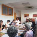 Reunión de fin de curso de los responsables comarcales