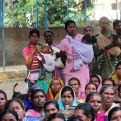 Así actuamos: concienciación de la Tuberculosis en la Índia