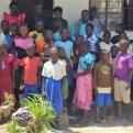 Escuela Primaria en Uganda en zona de alto analfabetismo. Manos Unidas Valencia