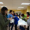 Cena del hambre en Parets del Vallès