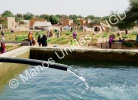 Mauritania. Manos Unidas/Myriam Sagastizabal