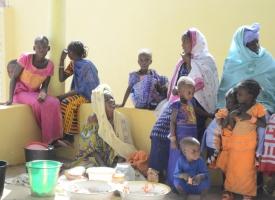 10 años impulsando el desarrollo integral en la Comunidad Debaye El Hijaj. Foto: Manos Unidas
