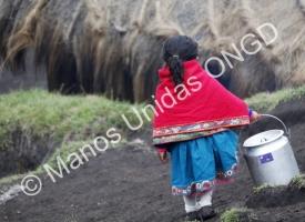Ecuador. Manos Unidas/Ana Pérez