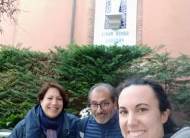 Visita a Mollet del Vallès con el misionero Mario Torres