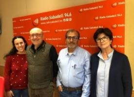 El misionero en Ràdio Sabadell