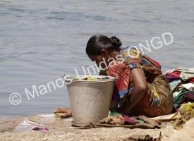 India. Foto: Manos Unidas/Javier Cuadrado