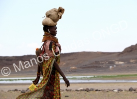 Kenia. Foto: Manos Unidas/Javier Mármol