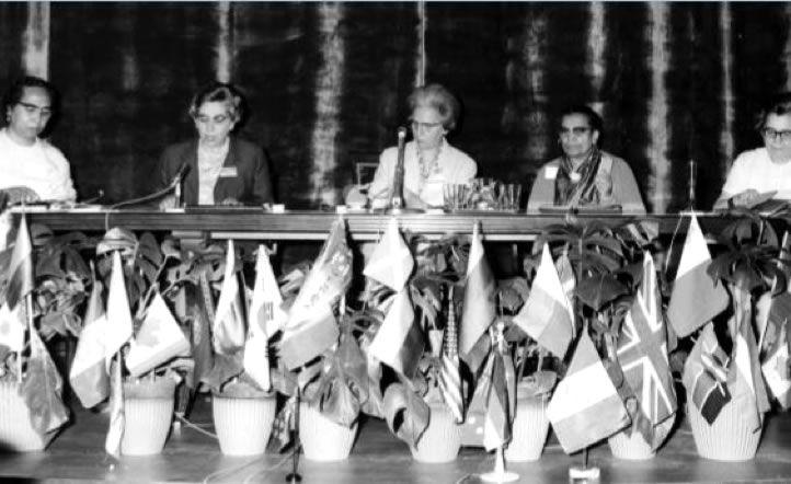 En 1959 mujeres de Acción Católica de España crean la primera Campaña contra el Hambre.