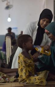 La hambruna en Somalia (Foto de AMISOM)