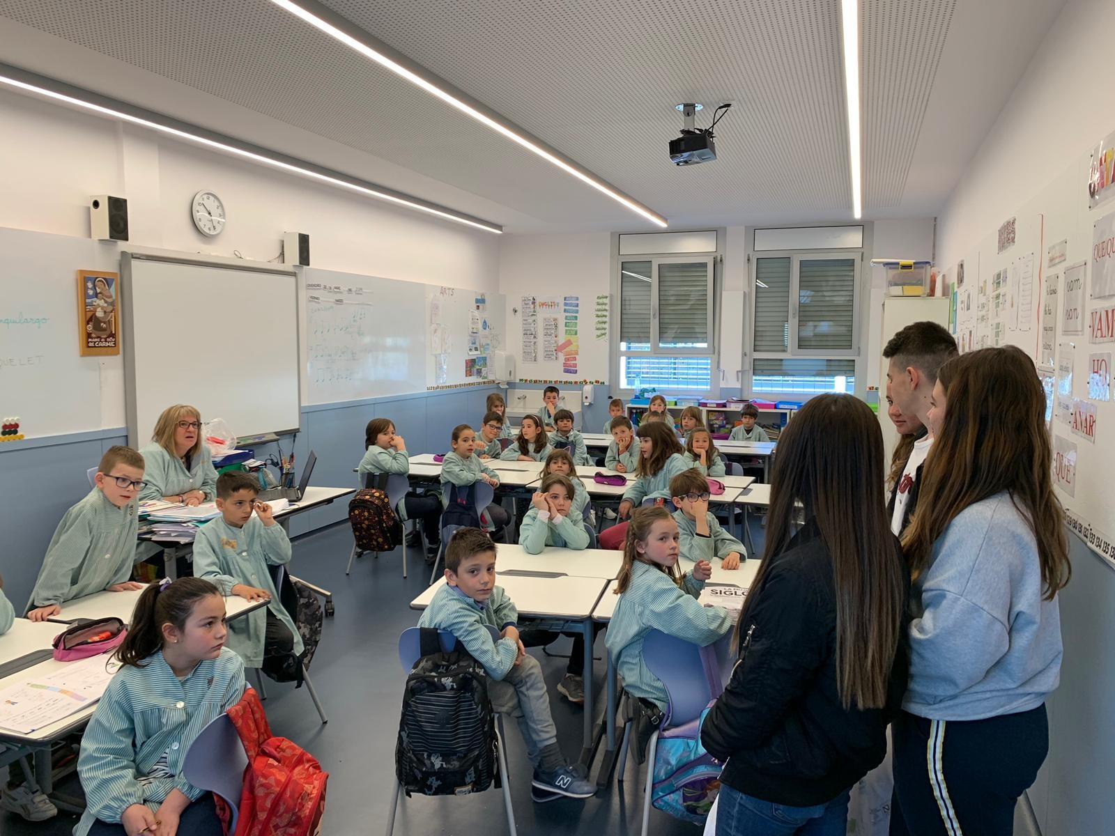 Aprendizaje Servicio aplicado en las escuelas