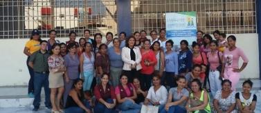Prevención de la violencia contra la mujer en Ecuador - Manos Unidas