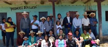 Fortalecimiento de las condiciones de vida en Perú