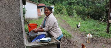 Seguridad y soberanía alimentaria mediante agricultura sostenible