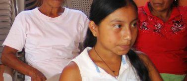 Mujeres de El Salvador