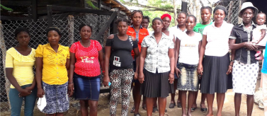 Seguridad alimentaria y adaptación al cambio climático en Haití