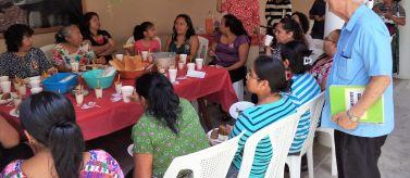 Dignificación situación mujeres en asentamientos marginales urbanos. Foto: Manos Unidas