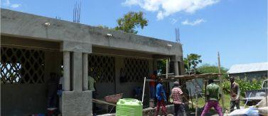 Escuela FP HAITI MANOS UNIDAS
